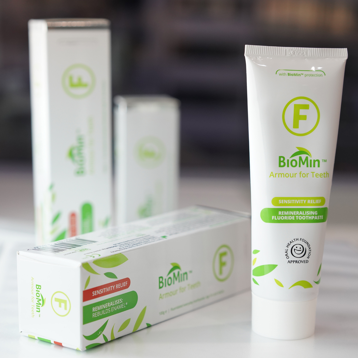 BioMin Toothpaste